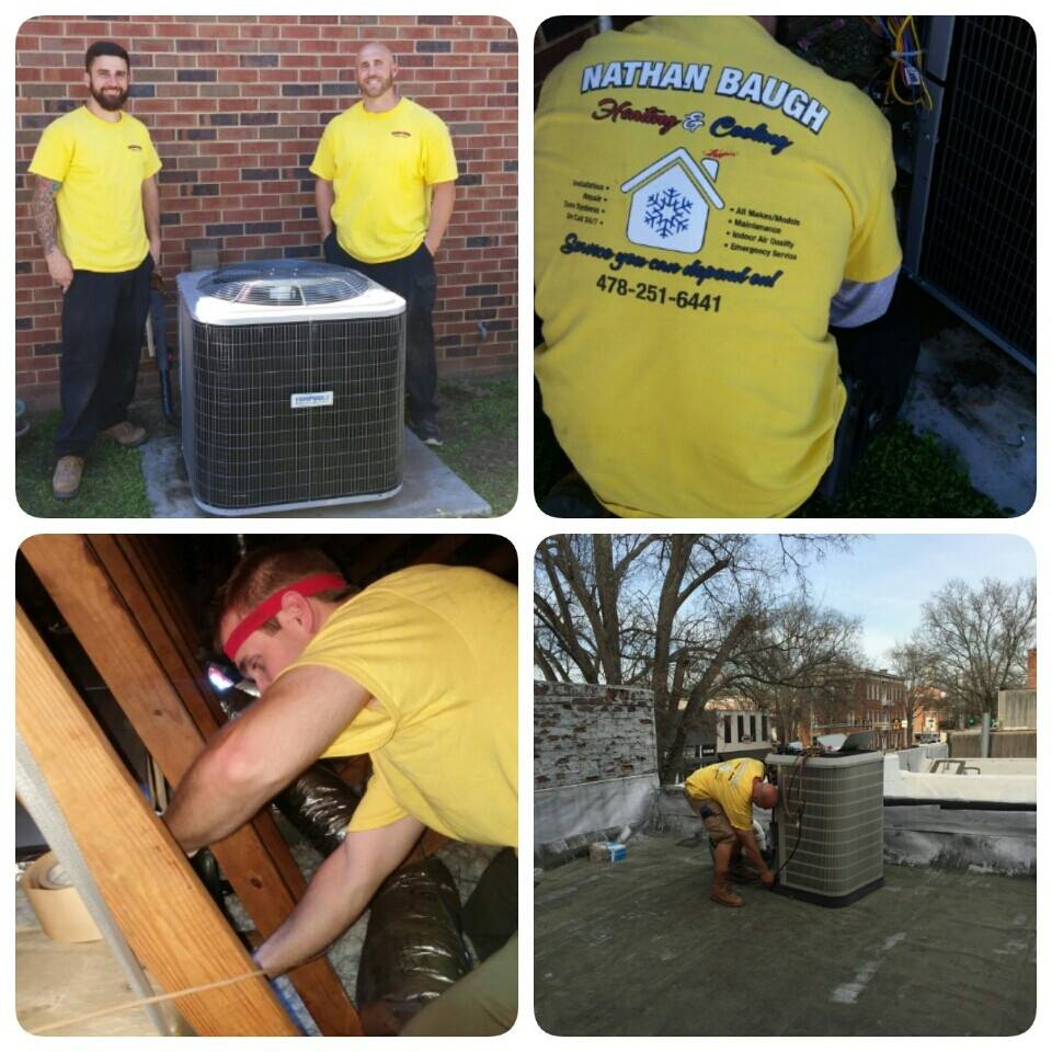 We're the right choice for your HVAC repair needs